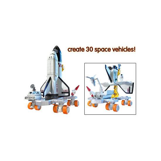 Matchbox Mega Rig Shuttle Mission