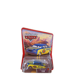 Disney Pixar Cars - Diecast - Race Official Tom Reviews