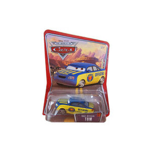 Photo of Disney Pixar Cars - Diecast - Race Official Tom Toy