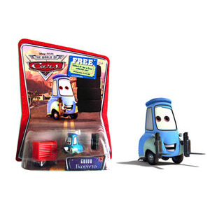 Photo of Disney Pixar Cars - Diecast - Guido Toy