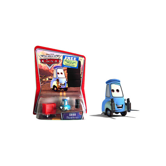 Disney Pixar Cars - Diecast - Guido