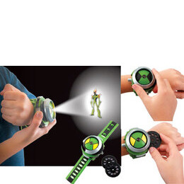 Ben 10 Alien Force - Omnitrix Projector Reviews