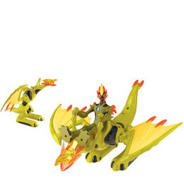 Ben 10 Alien Force - Alien Creature Vehicle Swampfire Reviews