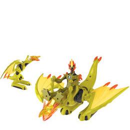 Ben 10 Alien Force - Alien Creature Vehicle Swampfire Reviews