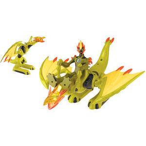 Photo of Ben 10 Alien Force - Alien Creature Vehicle Swampfire Toy