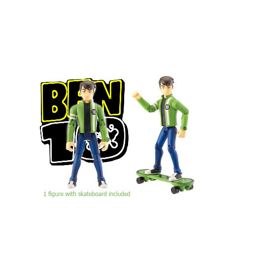 Ben 10 Alien Force - 10cm Alien Collection Ben