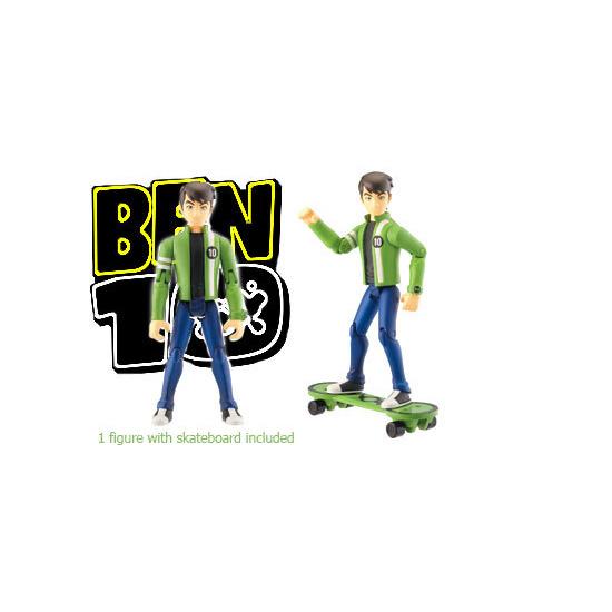 Ben 10 Alien Force - 10cm Alien Collection Ben