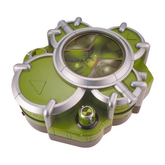 Ben 10 Alien Force - Alien Creation Chamber