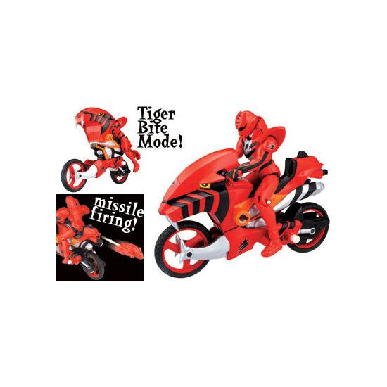 Power Rangers Jungle Fury - Strike Rider Animal Cycle Tiger