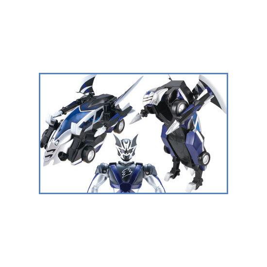 Power Rangers Jungle Fury - Bat Thunder Roar Animal Vehicle