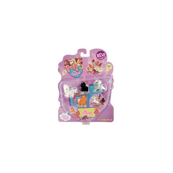 Pony In my Pocket - Ponies Pack 3