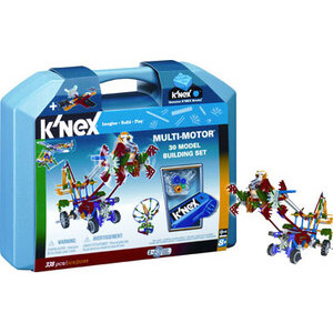 Photo of Knex Multi-Motor 30 Model Building Set Toy