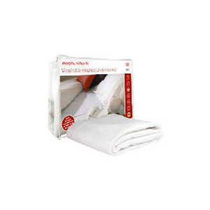 Photo of Morphy Richards 75164 Double Electric Blanket Electric Blanket