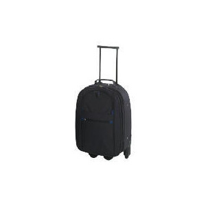 Photo of Classic Small Trolley Case  Charcoal Luggage