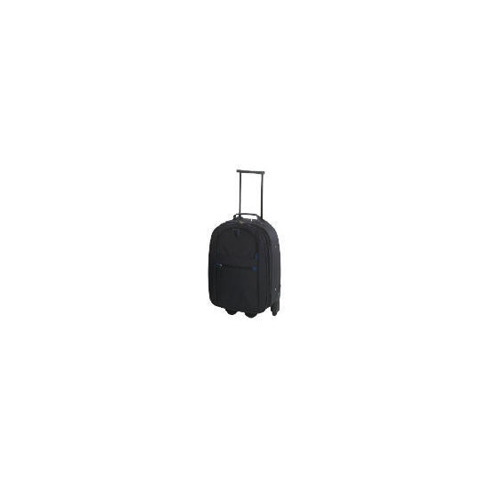 Classic Small Trolley Case  charcoal