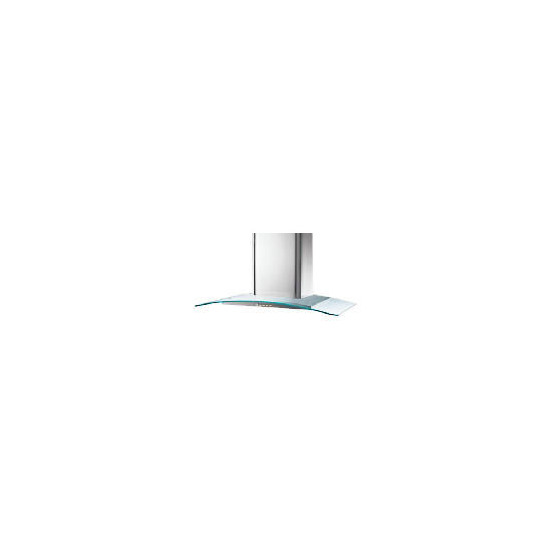 GDHA 90cm stainless steel and glass CHIMNEY HOOD