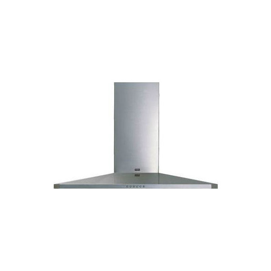 Stoves 100cm Designer Chimney Hood Stainless Steel