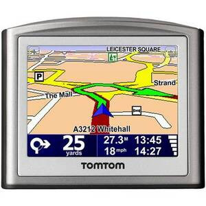 Photo of TomTom One V3 W. Europe Satellite Navigation