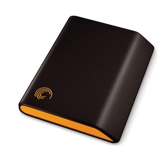 Seagate Portable External Hard Drive 320GB Free Agent Go Mac