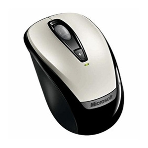 Photo of Microsoft WL MOBMEM 3000WHT Computer Mouse