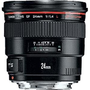 Photo of Canon EF 24MM F/1.4L II USM Lens