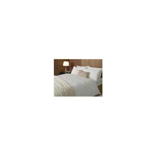 Hotel 5* Faux Fur Throw, Cream