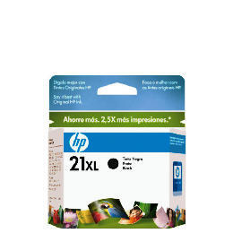 HP 21XL black Ink Reviews