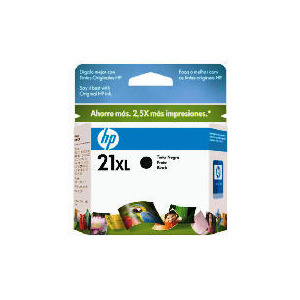 Photo of HP 21XL Black Ink Ink Cartridge