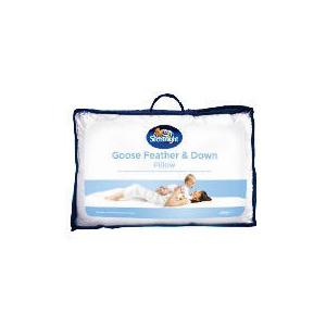Photo of Silentnight Goose Feather Pillow Bedding