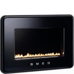 Smeg 50s Style Flueless Fire in Black Reviews