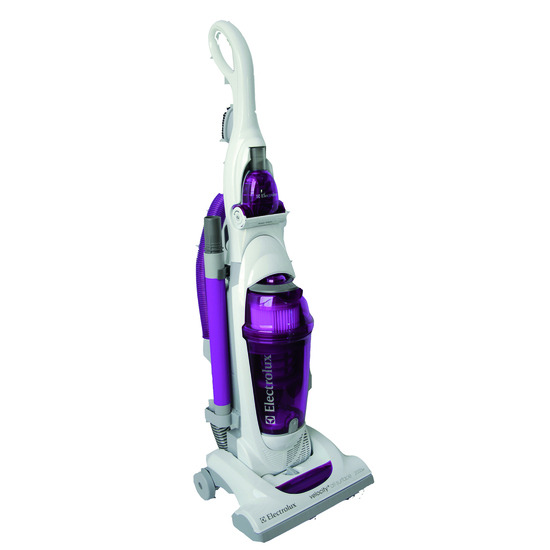 """Electrolux Floorcare """"Velocity Pet Lover Plus"""" Upright Cleaner - White and Magenta"""