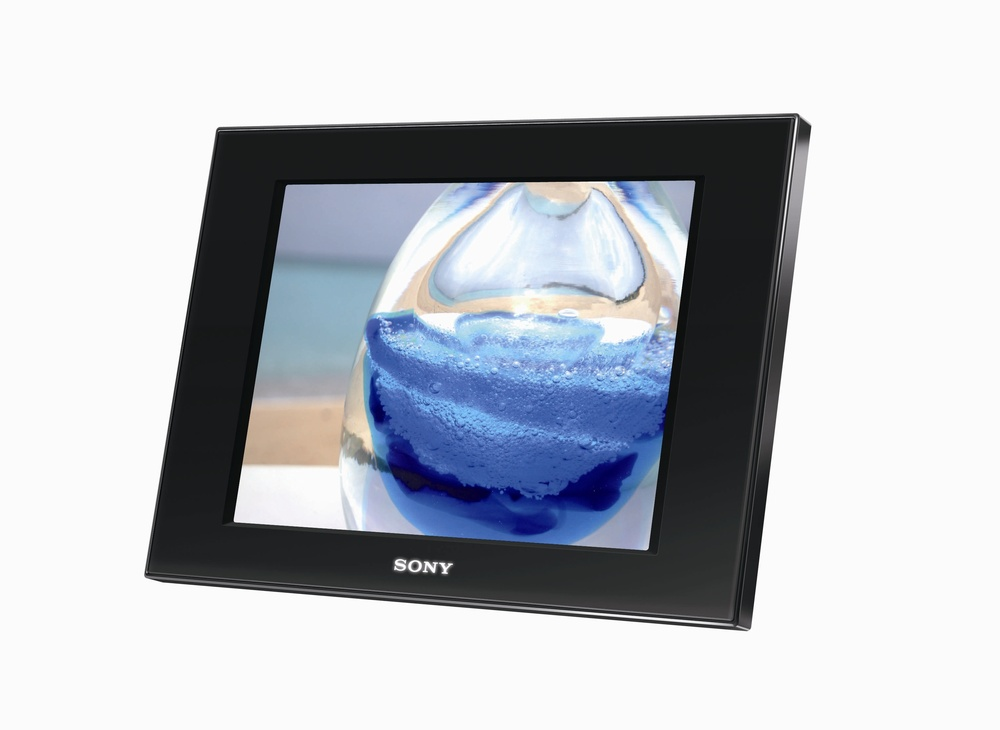 Sony DPF-D100 Digital Photo Frame Reviews - Compare Prices and Deals ...