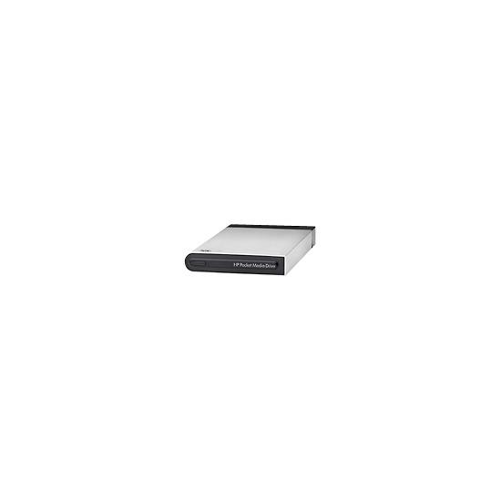 """HP Pocket Media Drive PD3200 - Hard drive - 320 GB - external - 2.5"""" - Hi-Speed USB"""