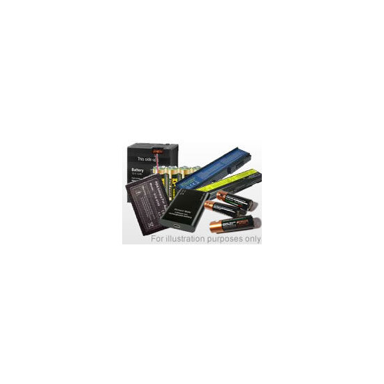 Fujitsu Siemens Secondary Battery - Laptop battery - 1x