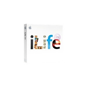 Photo of ILife '09 Family Pack - Complete Package - 5 Desktops/Laptops - DVD - Mac Software