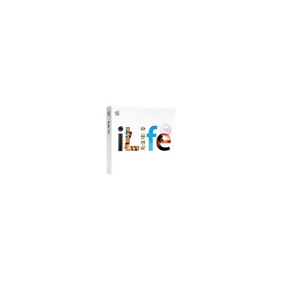 ILife '09 Family Pack - Complete package - 5 desktops/laptops - DVD - Mac