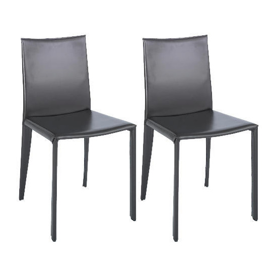 Pair of Fabio Dining Chairs