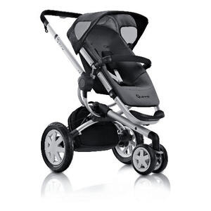 Photo of Quinny Buzz Black Pram