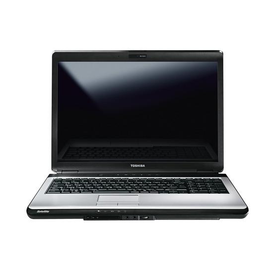 """Toshiba L350 203 PDC T3400 2GB 160GB 17"""" Laptop"""