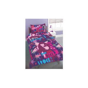 Photo of Camp Rock 'Together' Single Duvet Set Bed Linen