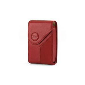 Photo of Napoli Leather Case 10 - Red Laptop Bag