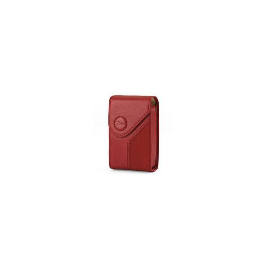 Napoli Leather Case 10 - Red