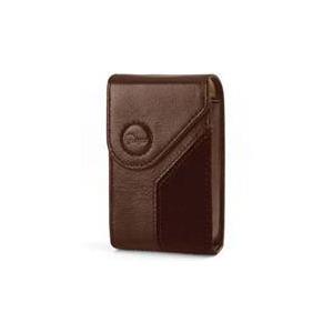 Photo of Napoli Leather Camera Case - Brown Camera Case