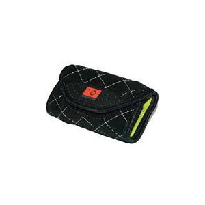 Photo of Wrap-Up Camera Case (Quilted Black) Camera Case