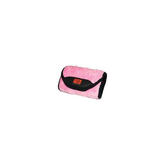 Wrap-Up Camera Case (Pink Dots)