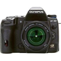 Olympus E-30 with EZ 14-42mm lens Reviews
