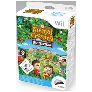 Photo of Animal Crossing: Lets Go To The City (Includes Wii Speak) Video Game