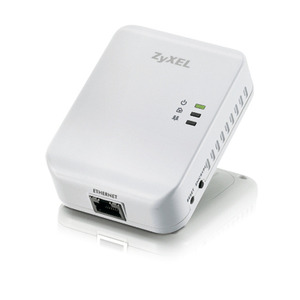 Photo of ZYXEL HD Powerline Adapter PLA4205 Network Switch