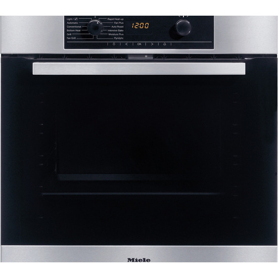 Miele H5247BP Electric Oven - Clean steel