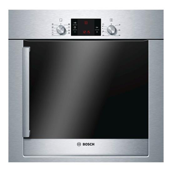 Bosch HBR33B550B Exxcel